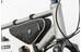 SKS Front Triangle Bag pyörälaukku , musta